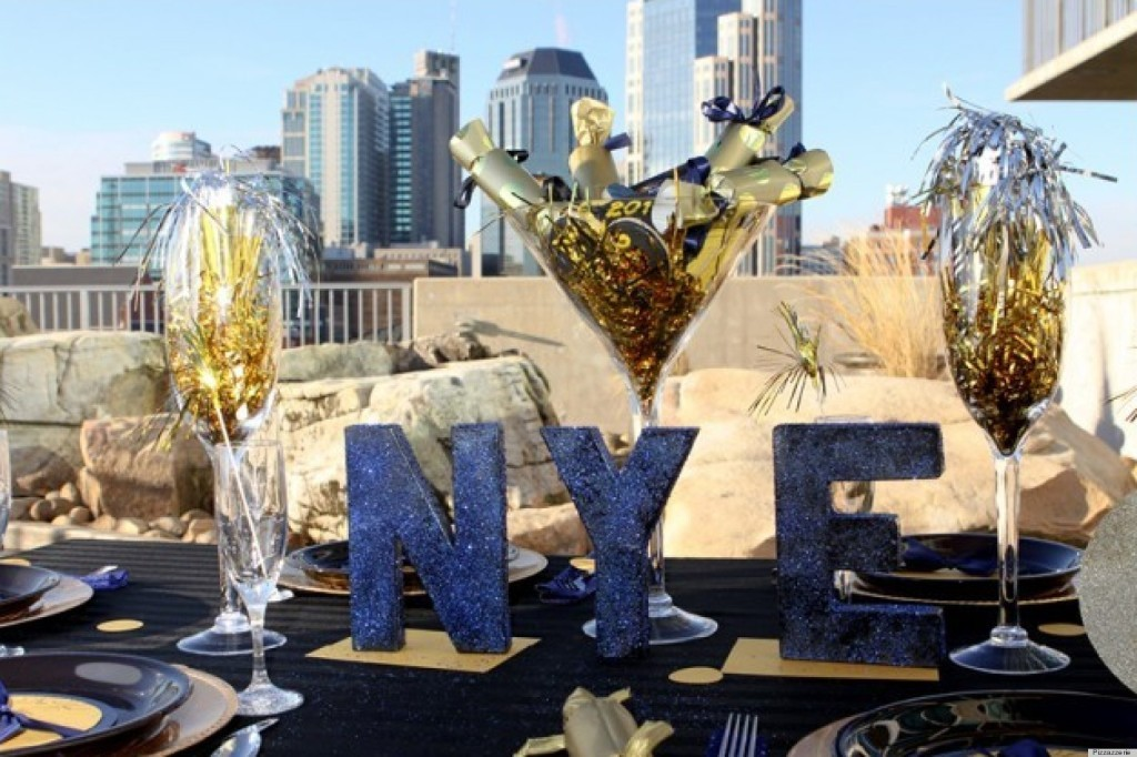 new years eve party centerpieces (3)
