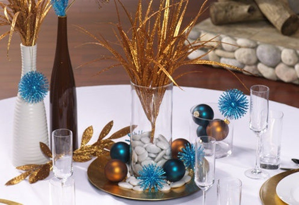 new years eve party centerpieces (5)