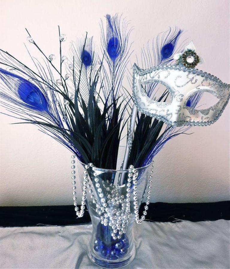 new years eve party centerpieces (6)