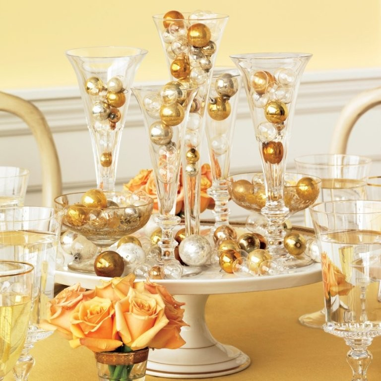 new years eve party centerpieces (7)