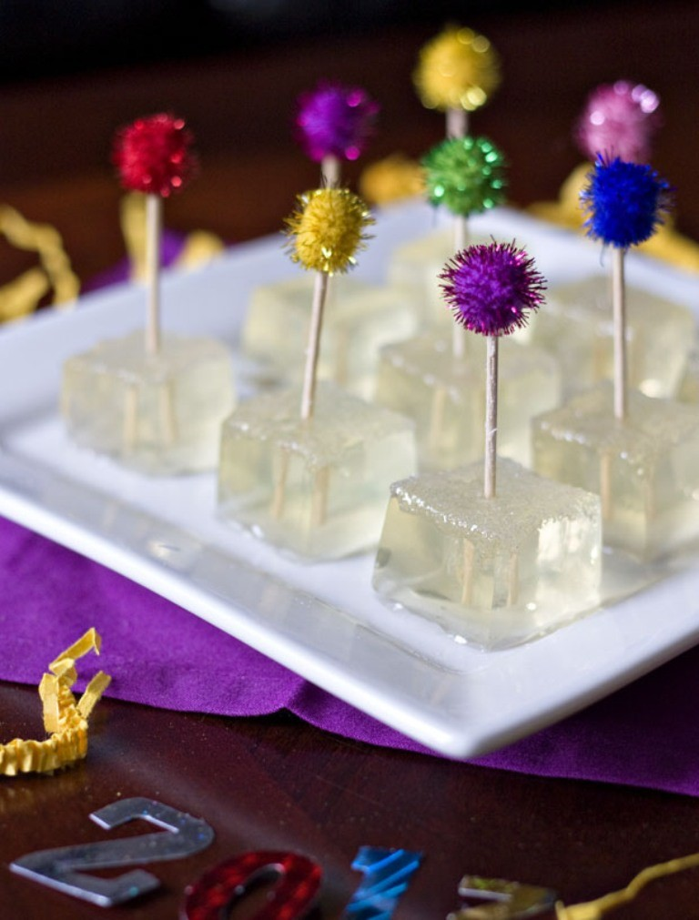 new years eve party food decoration (5)