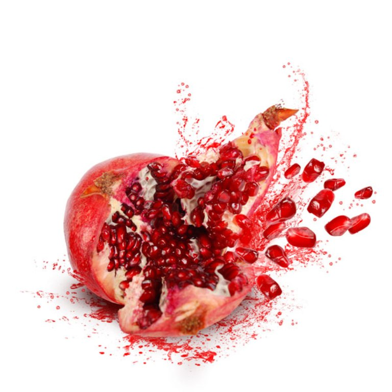 smashing pomegranate