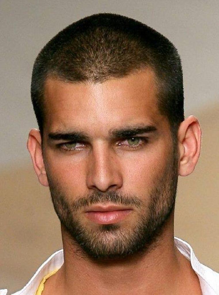 stubble beard with short hair (2)