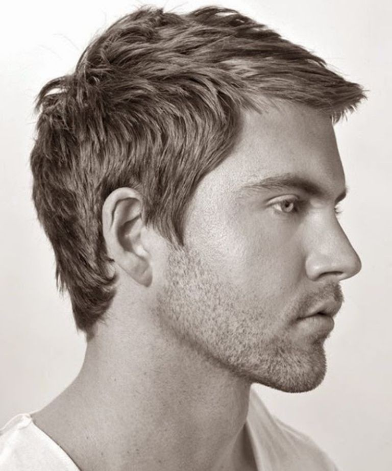 stubble beard with short hair (4)