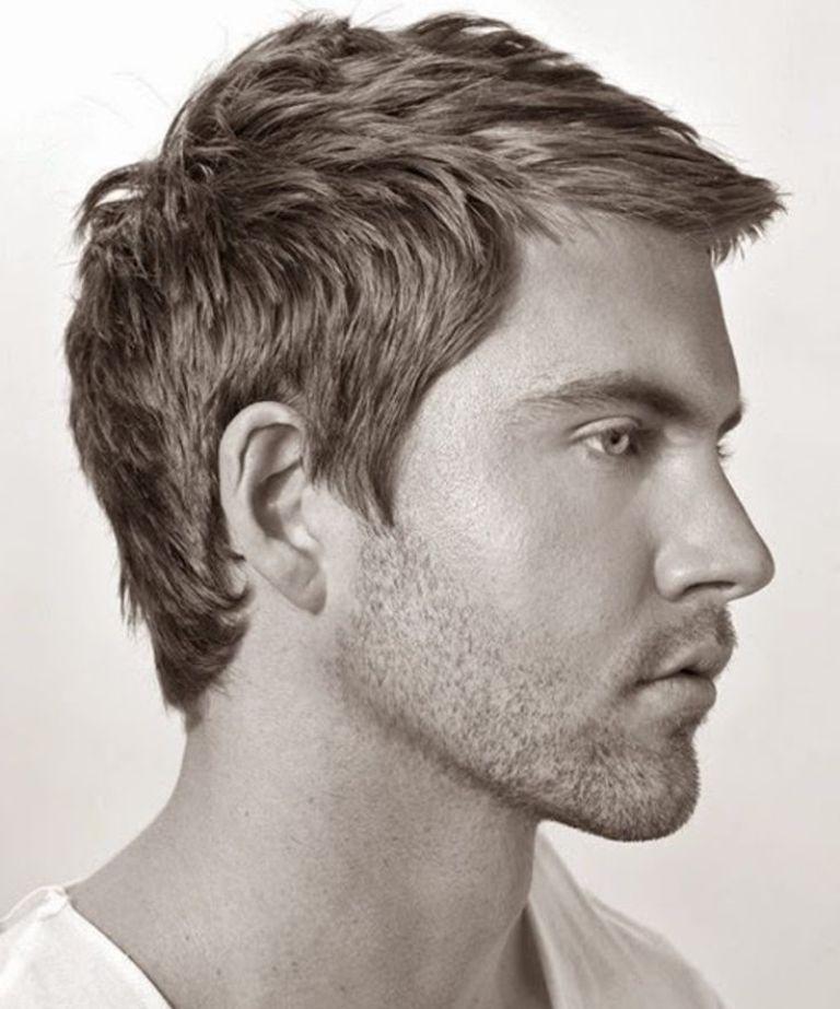 stubble beard with short hair (4)