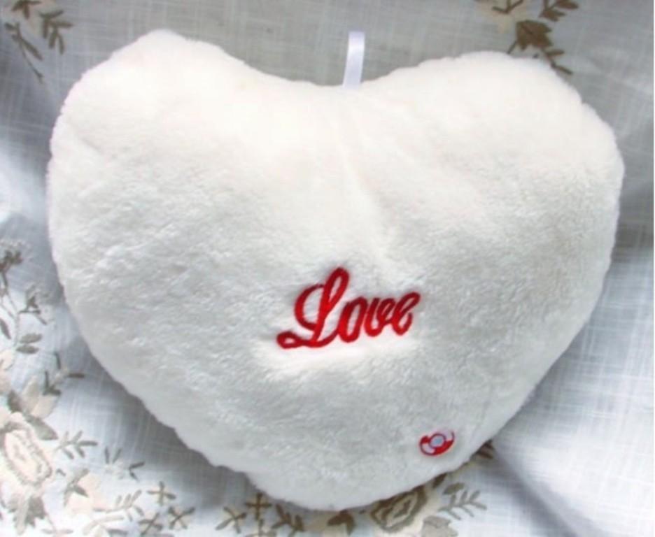 Create a heart-shaped gift
