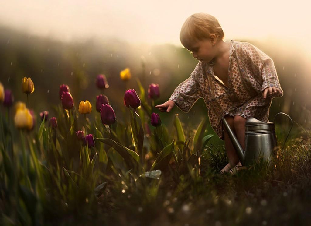 Meilleur photographe d'enfant - Russie