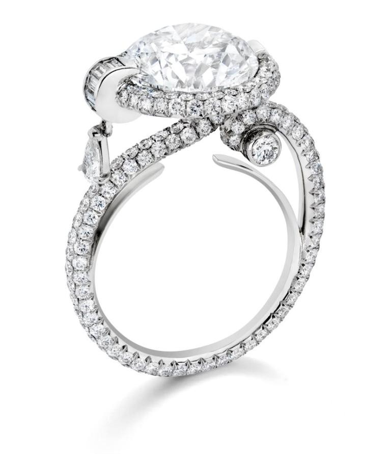 stunning engagement ring
