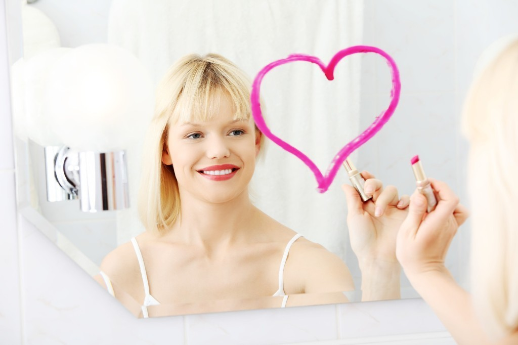 washable marker or lipstick for expressing your feelings (2)