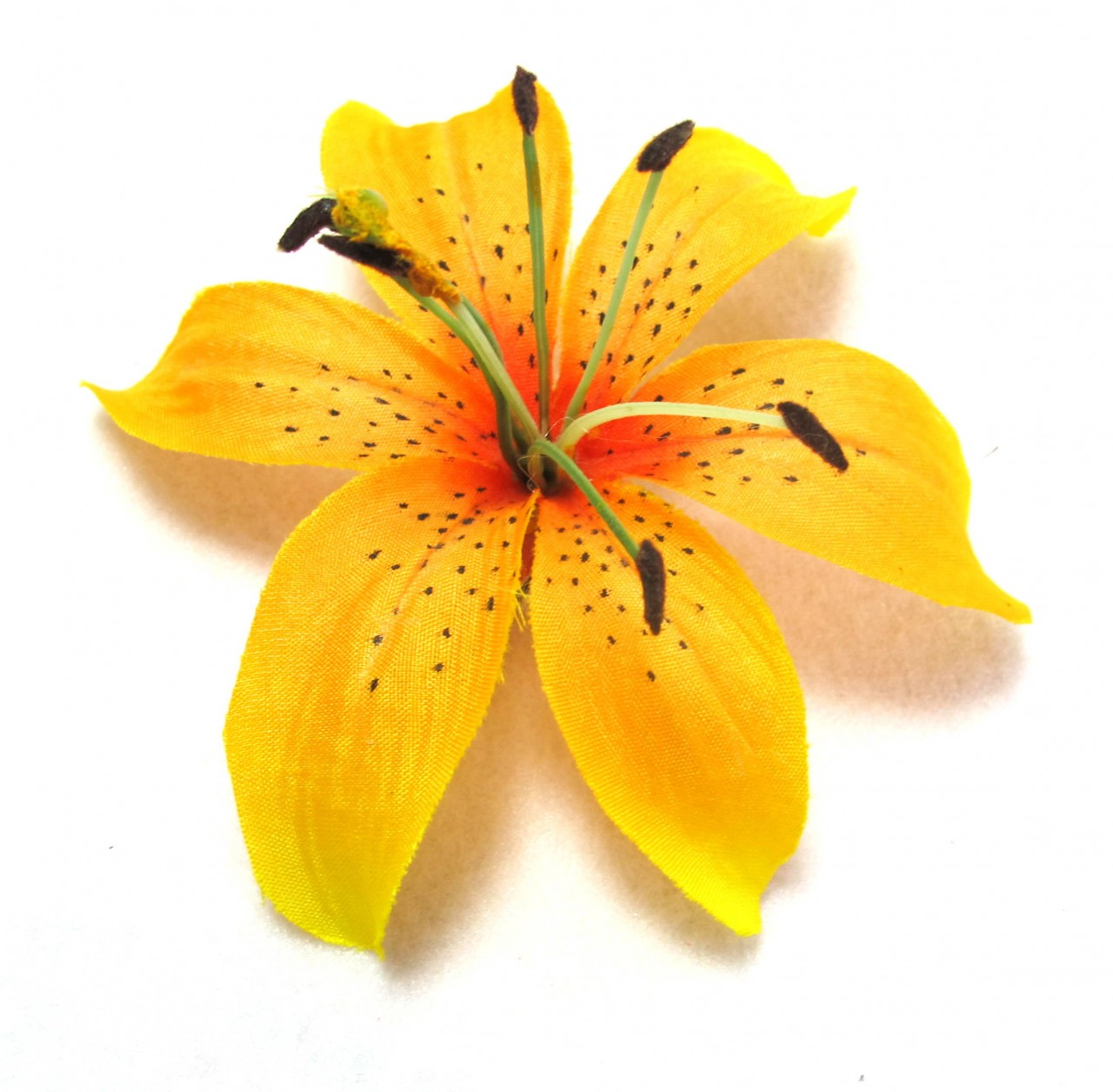 yellow-orange-tiger-lily-hair-flower-clip-2
