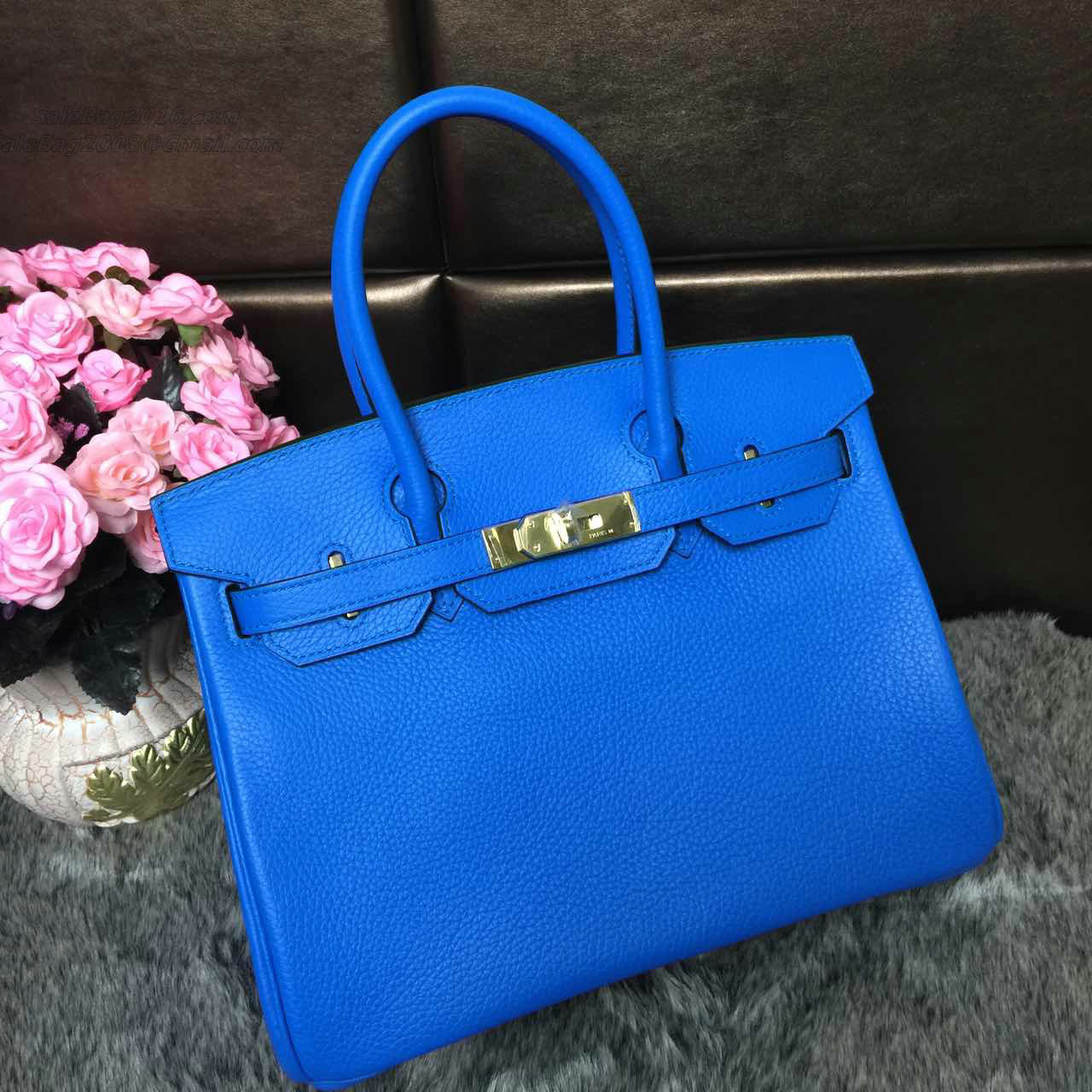 E12440-hermes-birkin-30-original-togo-leather-cobalt-blue-gold-hardware