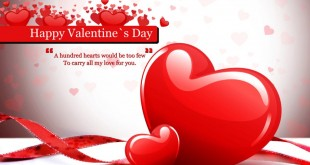Top 10 Valentine's Day Special Quotes 2016