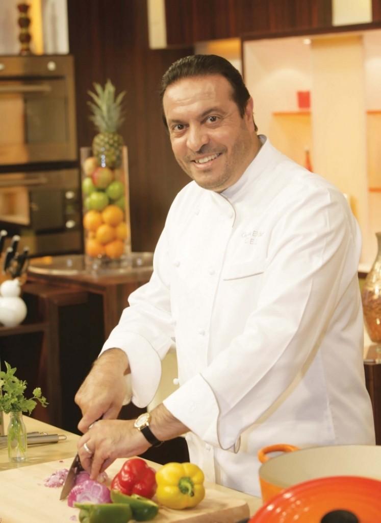 Chef Osama El-Sayed