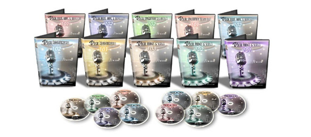 Hear and Play Vocal Mastery System