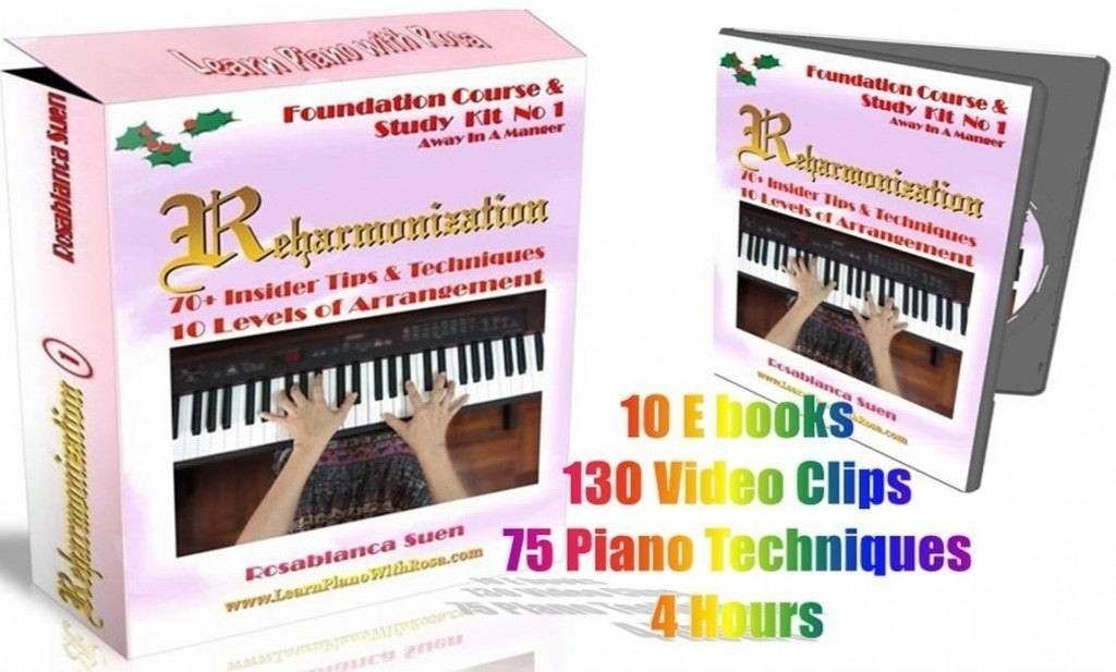 Learn Piano with Rosa Courses (2)