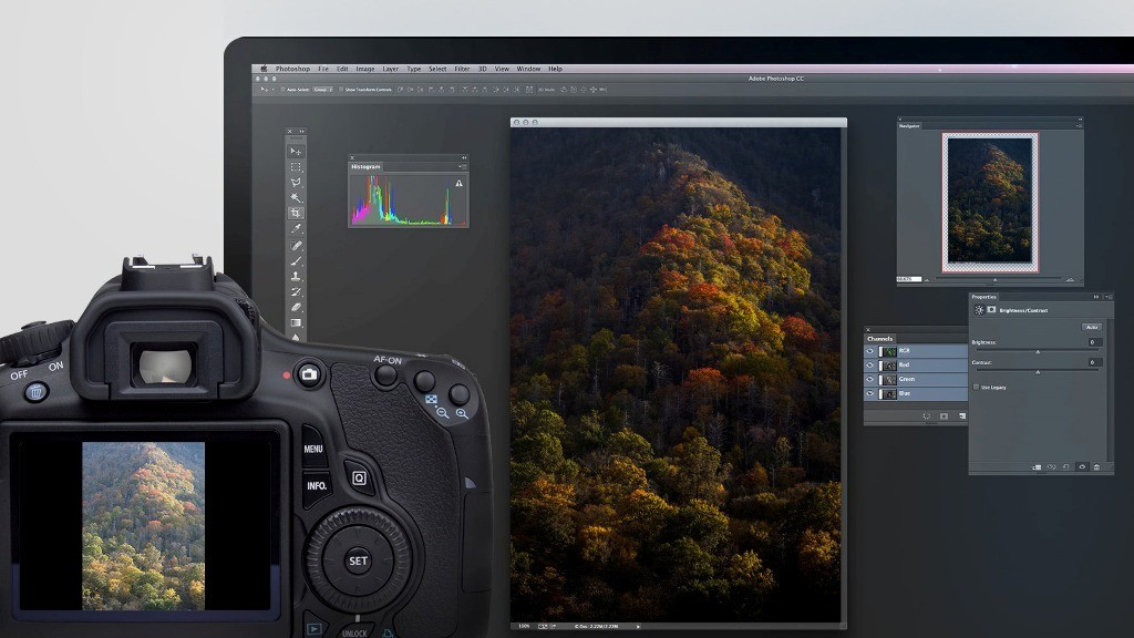 Adobe Photoshop for Photographers Beyond the Basics (1)