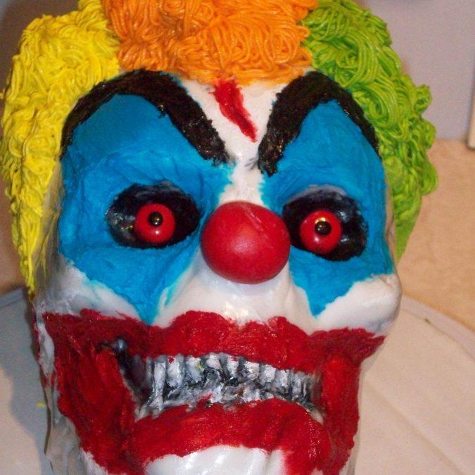 Clown Cake2