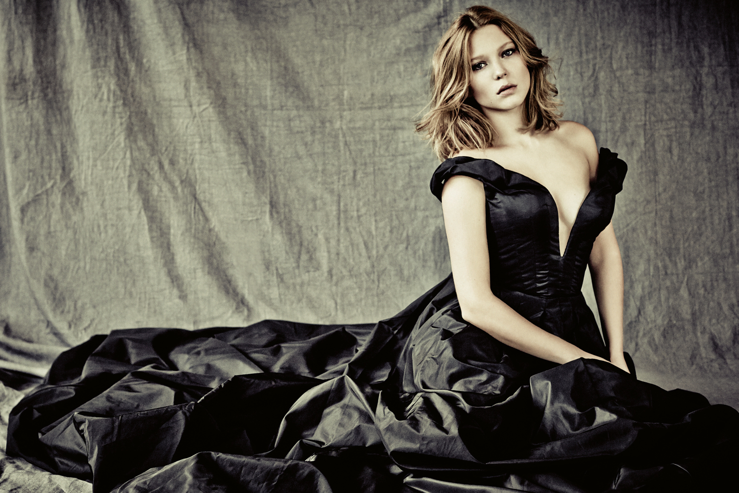 Lea Seydoux – ES Magazine (January 2014)