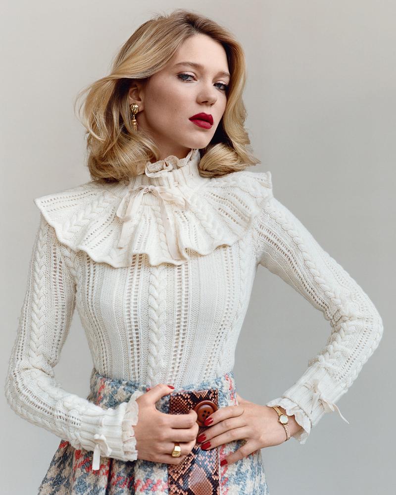 CO Lea Seydoux [P].indd