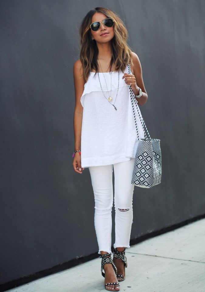 White-Jeans 2