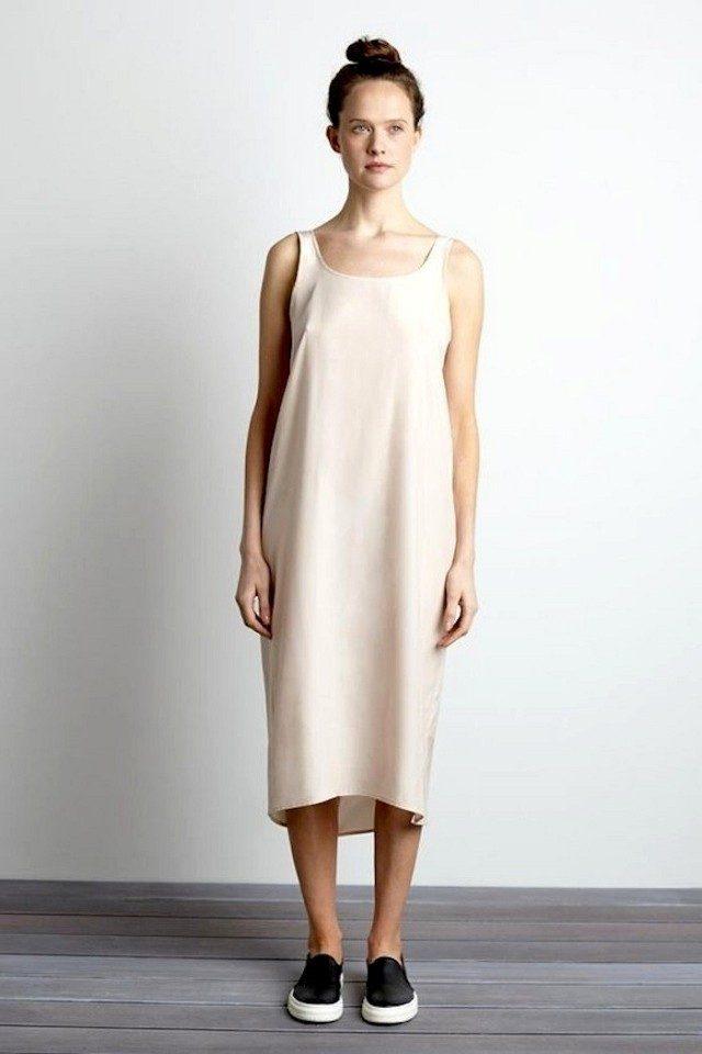 beige slip dresses Fashion Trends for summer 2016