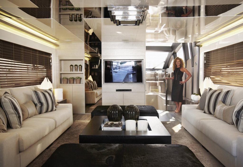 kelly hoppen yacht interiors