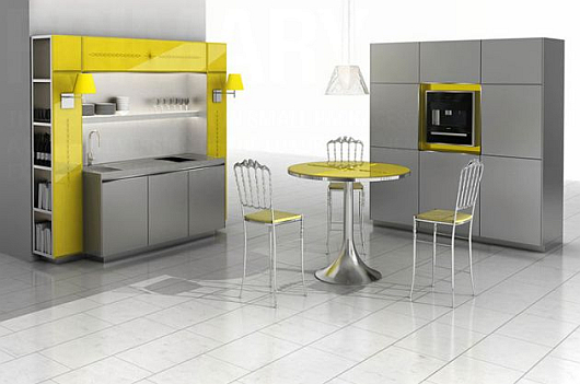 philippe starck kitchen