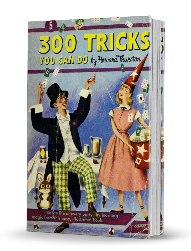 Magician Training Courses - Free 300 Tricks You Can Do