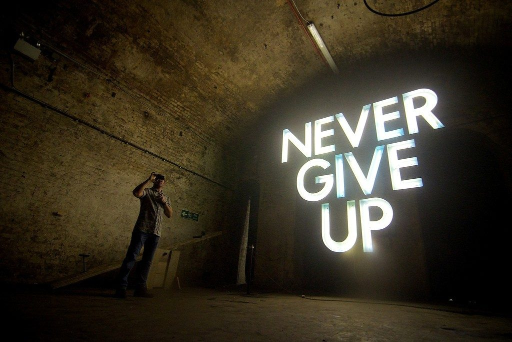 do not give up (1)photojournalism tips