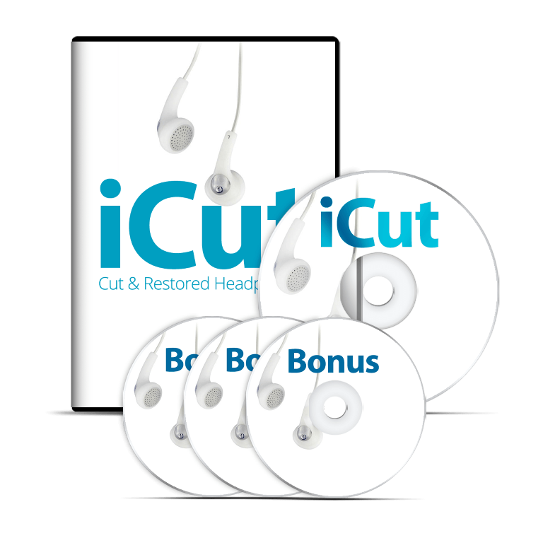 iCut – Cut and Restored Headphones - iCut Magic course Review