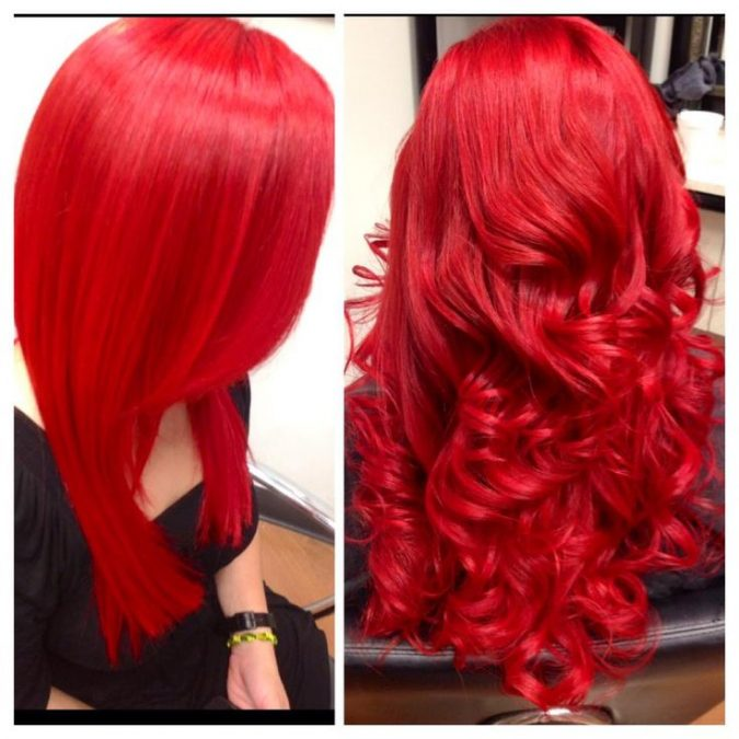 Classic Red Hair Color2