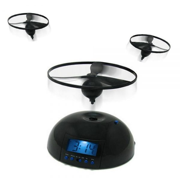 Flying Helicopter Propeller Alarm
