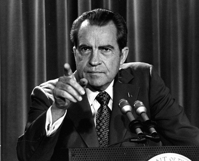 Richard Nixon one of Smartest World Presidents With Highest IQ Scores