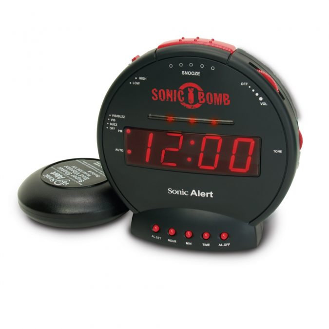 Sonic Bomb Super Loud Alarm