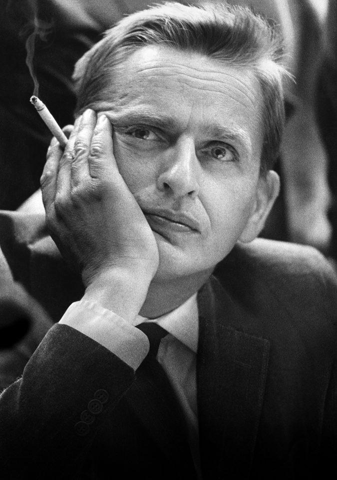 Sven Olof Joachim Palme 1
