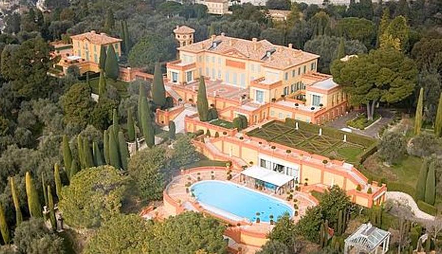 Villa Leopold French Riviera