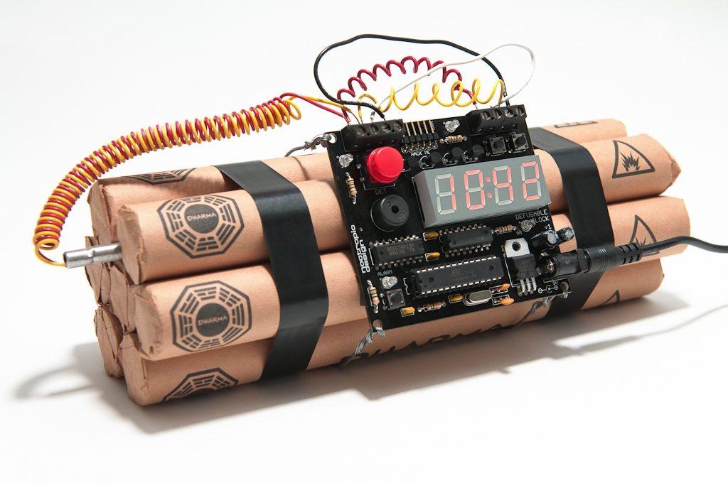 most creative alarm clock