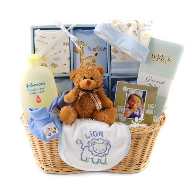 Baby Gift Basket1