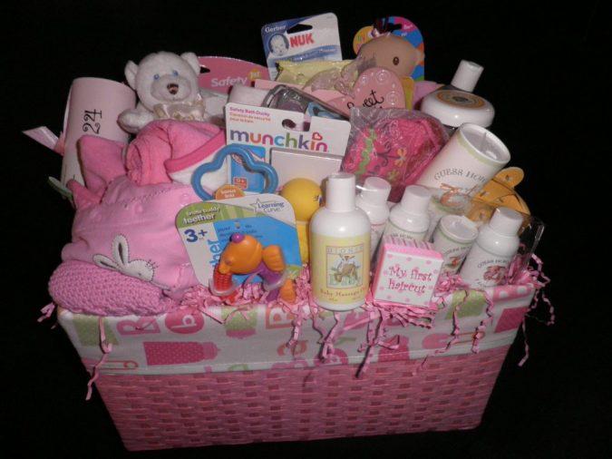 Baby Gift Basket2