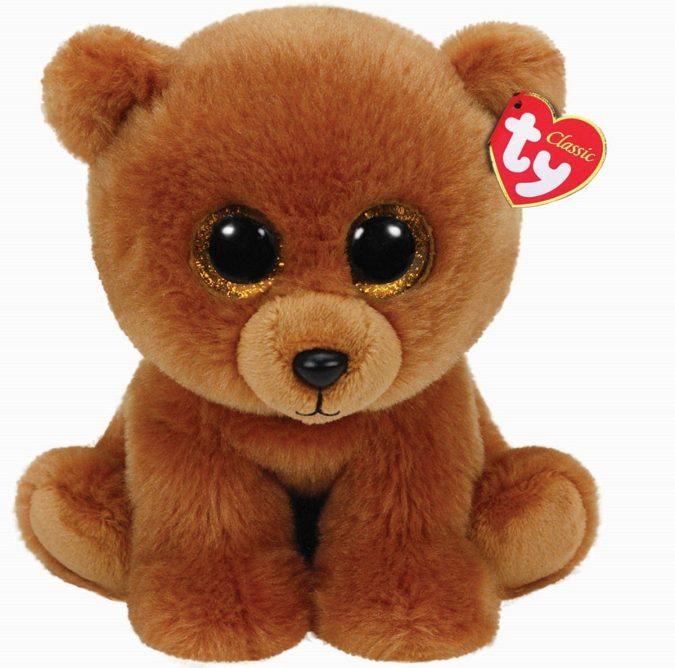 Brownie Beanie Baby0