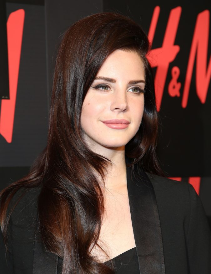 NEW YORK, NY - SEPTEMBER 19: Singer Lana Del Rey attends H&M's private concert with Lana Del Rey at The Wooly on September 19, 2012 in New York City. (Photo by Astrid Stawiarz/Getty Images for H&M)