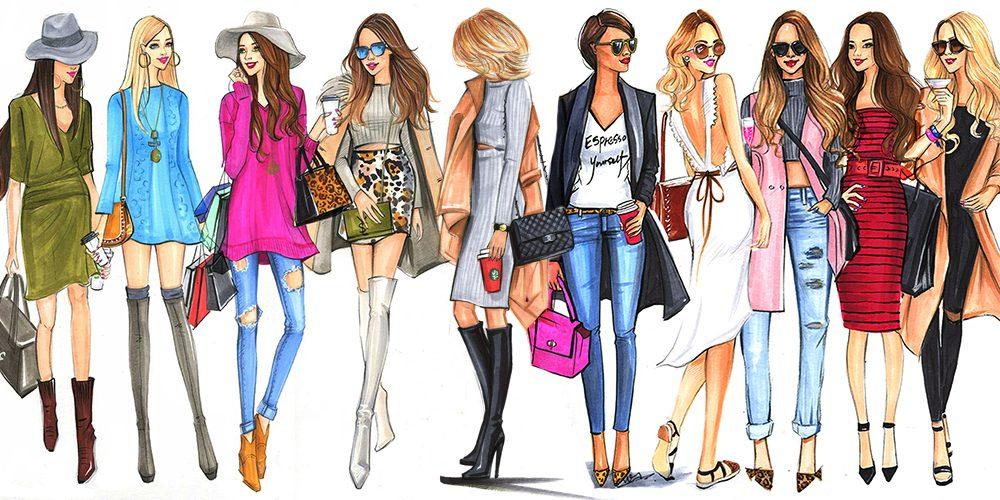 TOP 10 Best Fashion Illustrators Worldwide