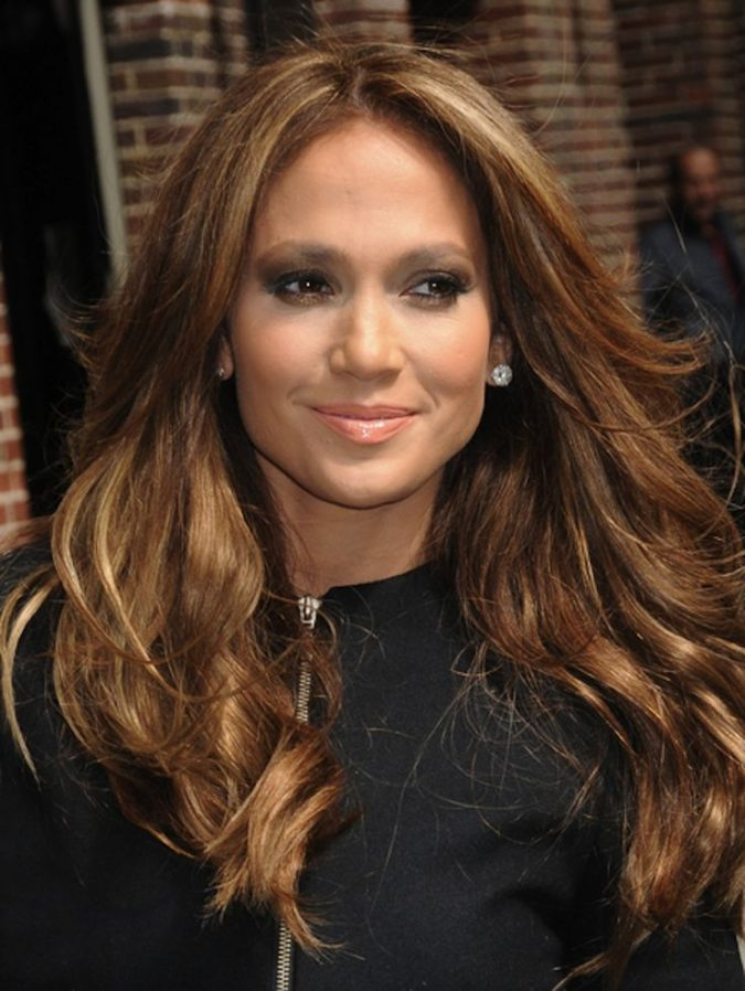 Top Unusual Hair Color Trends That Make You Look Younger - Hair colour for medium skin tone