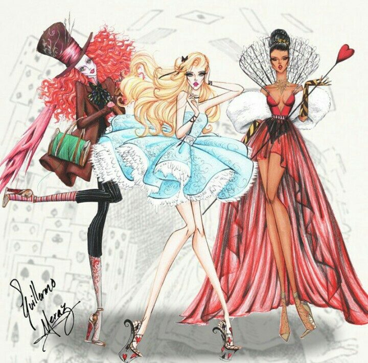 Top 10 Best Fashion Illustrators Worldwide