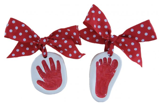 Hand and Footprint Impression Kit2