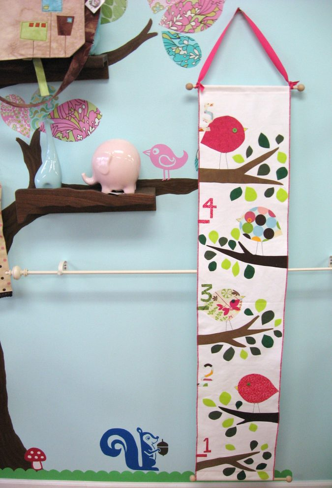Handcrafted Growth Chart1