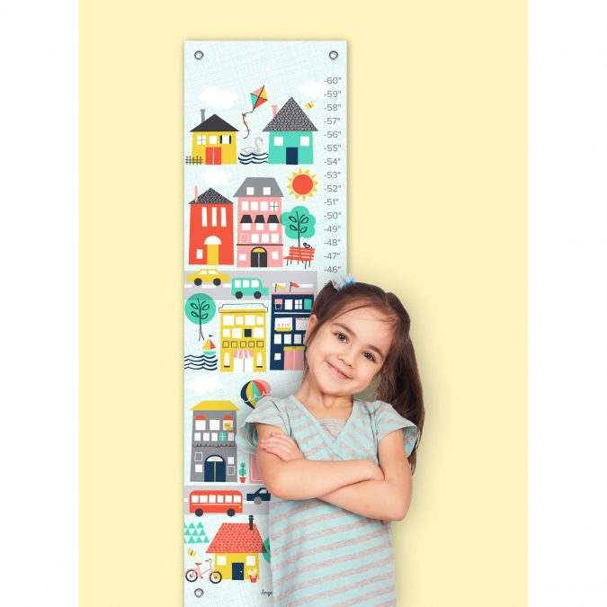 Handcrafted Growth Chart2