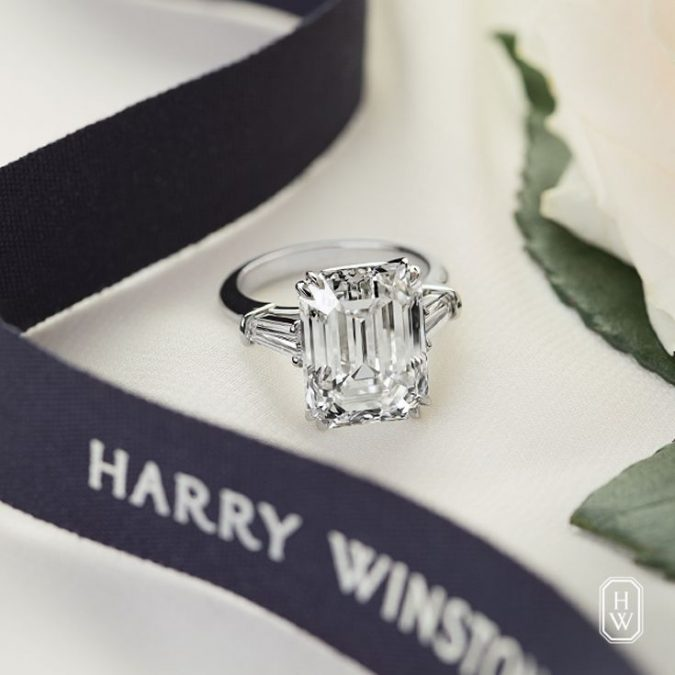 Harry Winston - Wedding Ring Designers