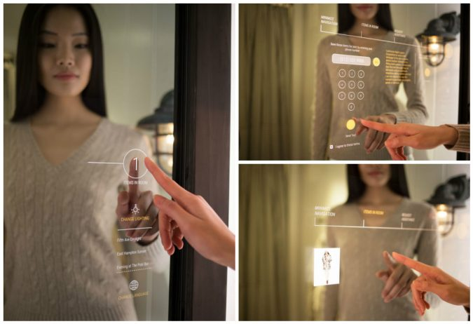 Interactive Unusual Mirrors2
