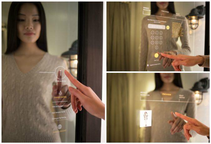 Interactive Unusual Mirrors2